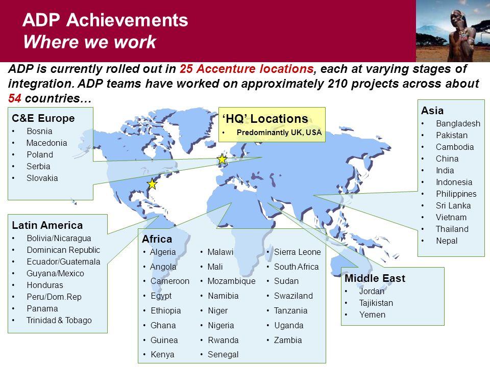Accenture Development Partnerships Overview - ppt download