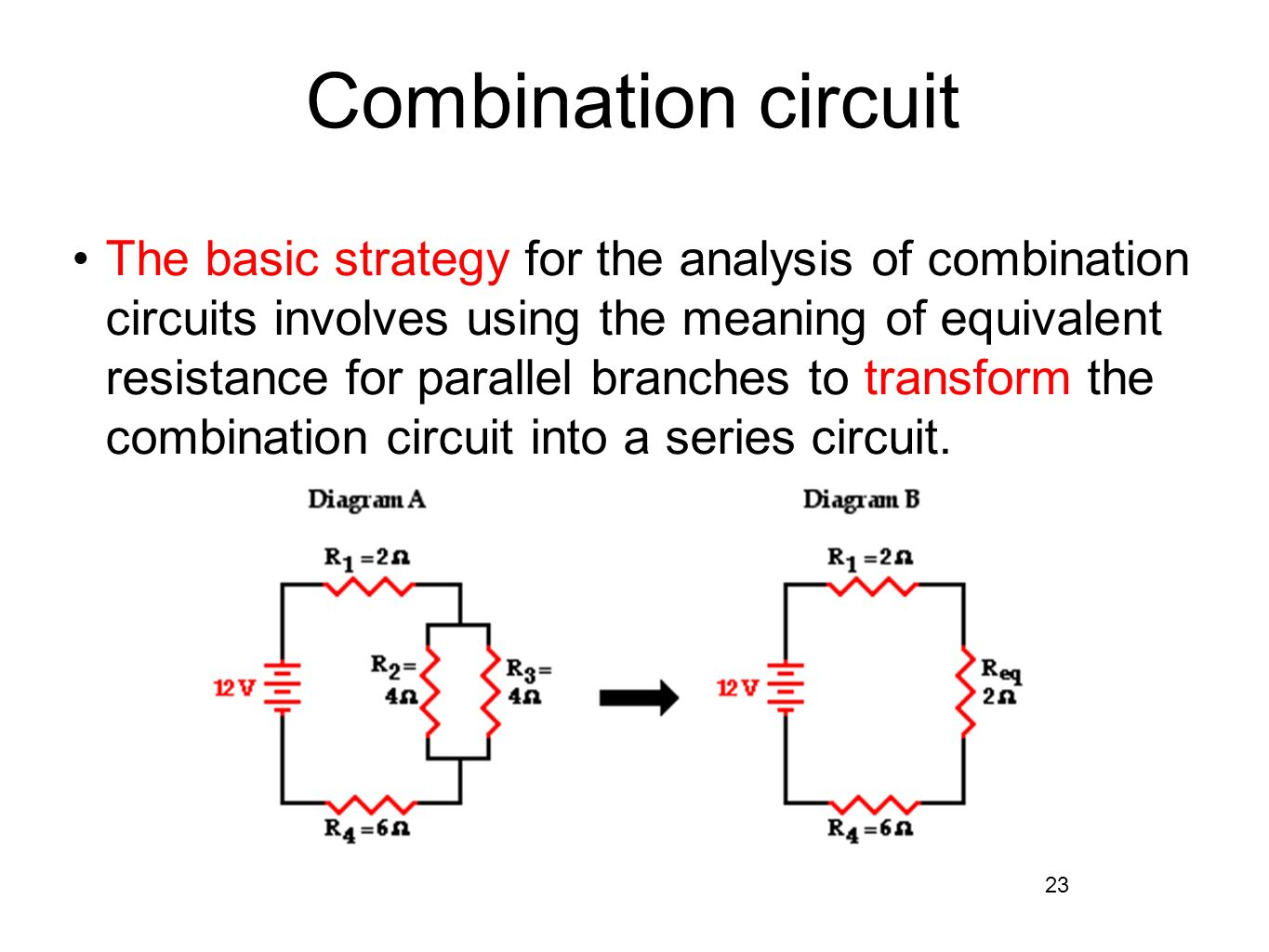 Series And Parallel Circuits Ppt Download Electric Resistors In Free Physics Combination Circuit