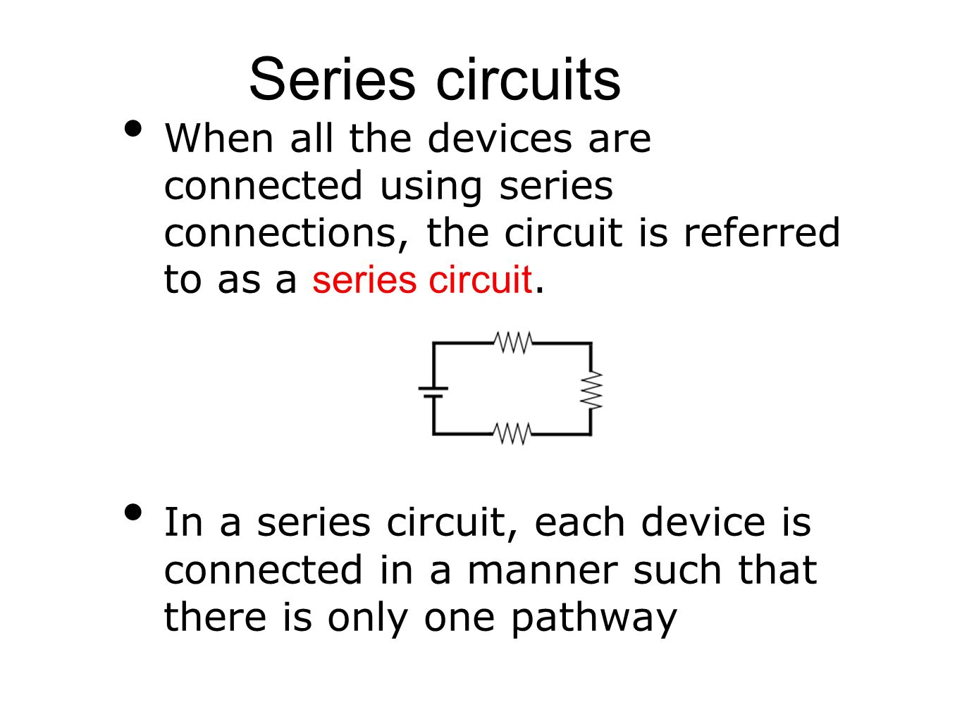 Series And Parallel Circuits Ppt Download Electric Resistors In Free Physics 4