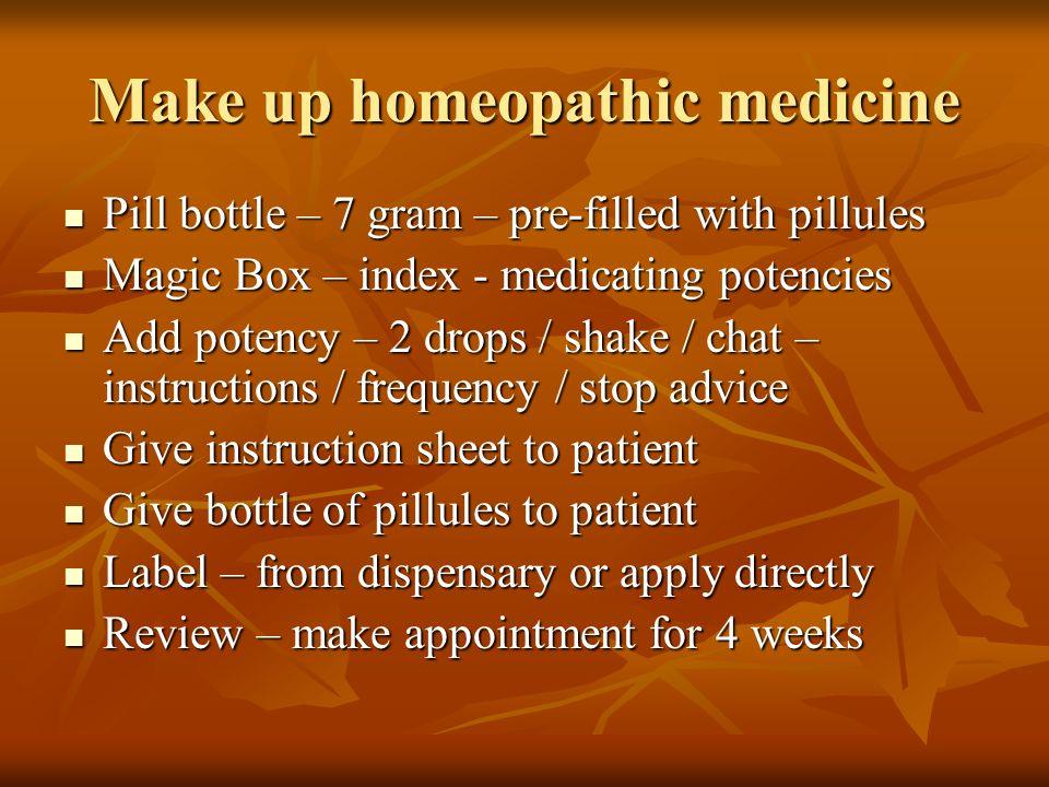 GP Homeopathic Prescribing - ppt video online download