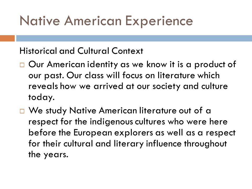 native american lit
