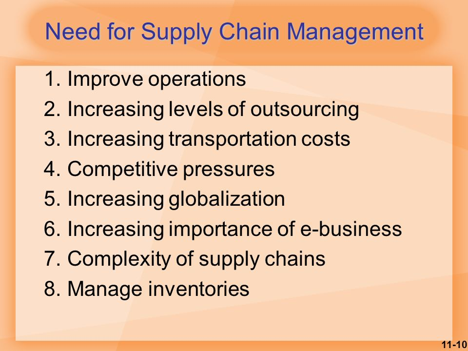 Supply Chain Management - ppt video online download