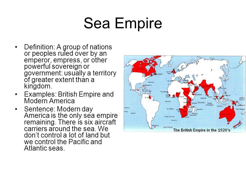 empire definition