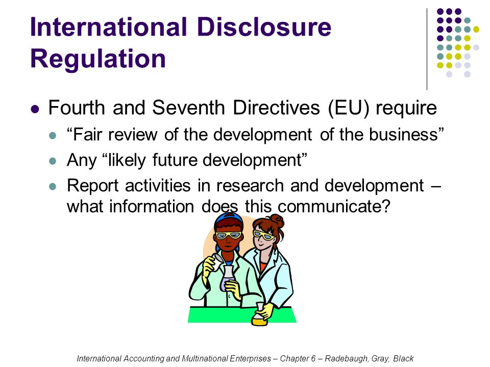 3da9ca4d8f International Transparency and Disclosure - ppt video online download