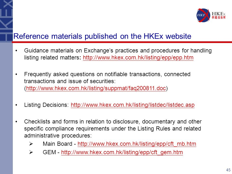 Recent Amendments To The Listing Rules Ppt Download