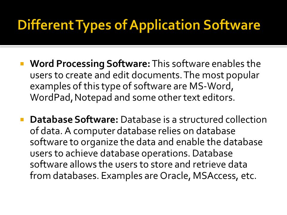 9. 1 the need for integrating data among different types of.