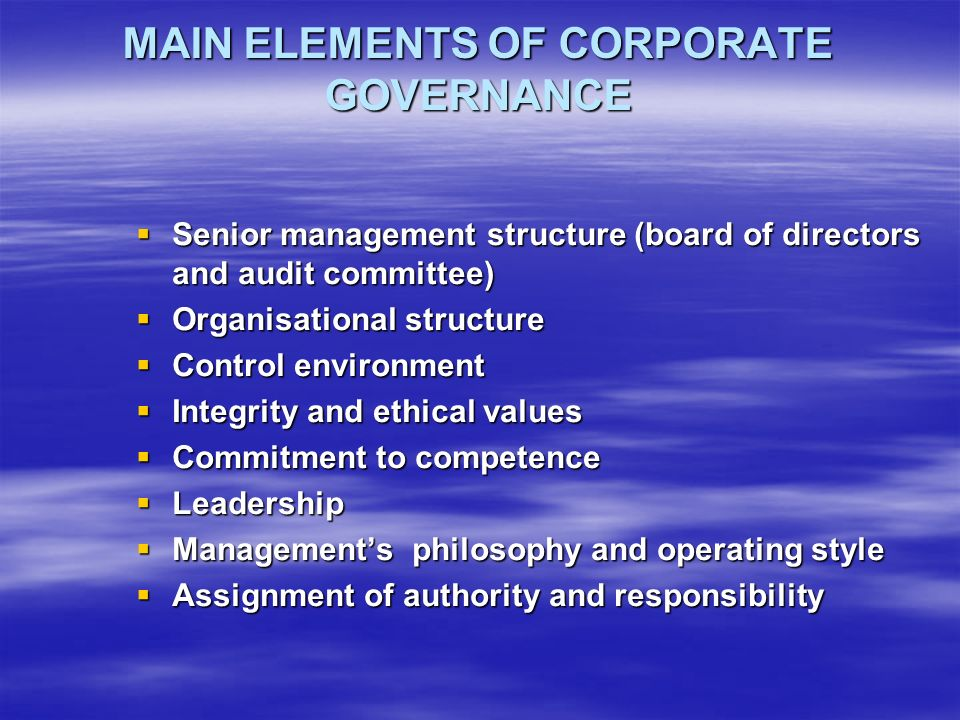 a001426633 corporate governance assignment 44 complete the following sentence: as firms simultaneously downsize and face the need for increased coordination across organization boundaries, a control.