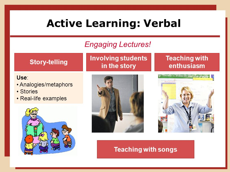 Collaborative Teaching Examples ~ Learning experiences using active ppt download