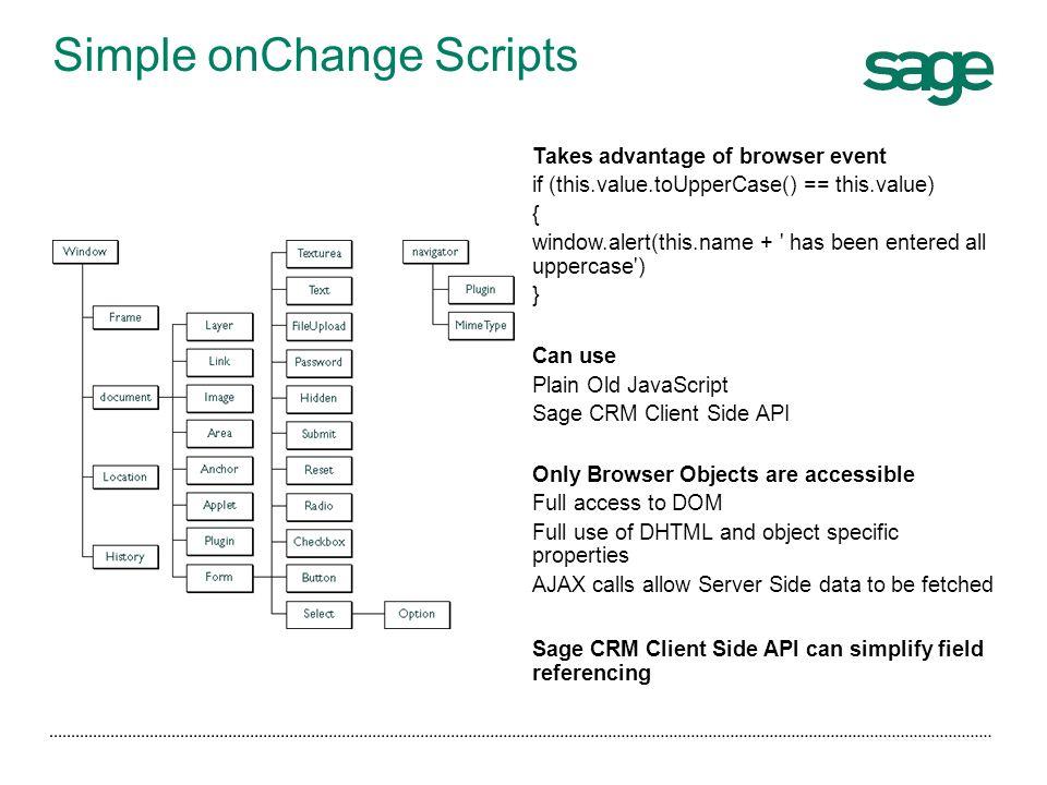 Sage CRM Developers Course - ppt download