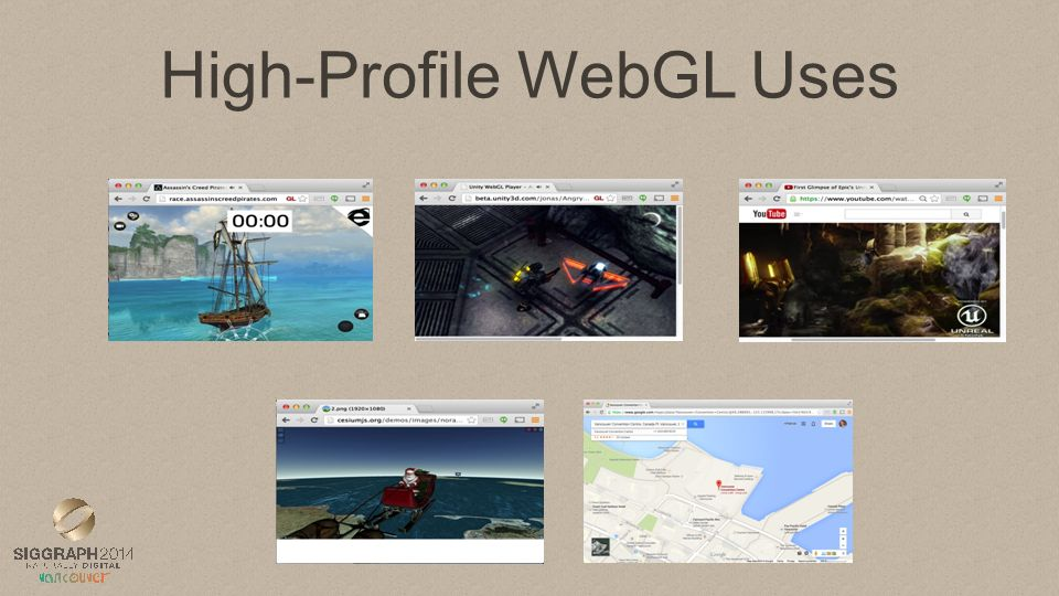 Teaching Intro and Advanced Graphics with WebGL - ppt video online