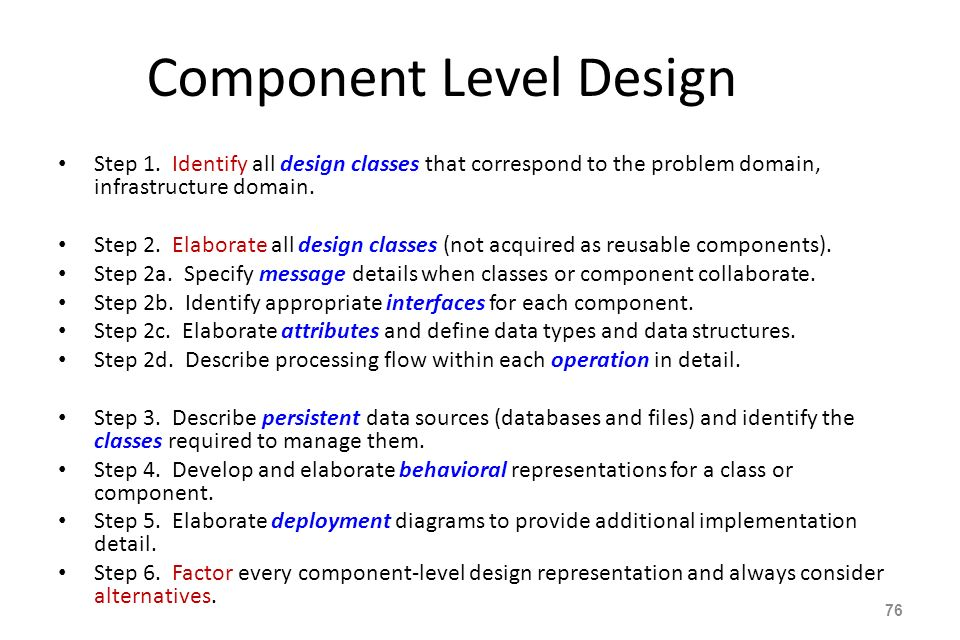 Chapter 5 Software Design Ppt Download