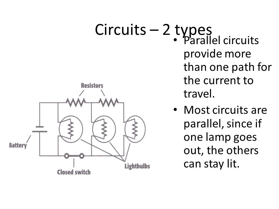 Electrical Energy - Moving electrons in a path is electricity - ppt ...