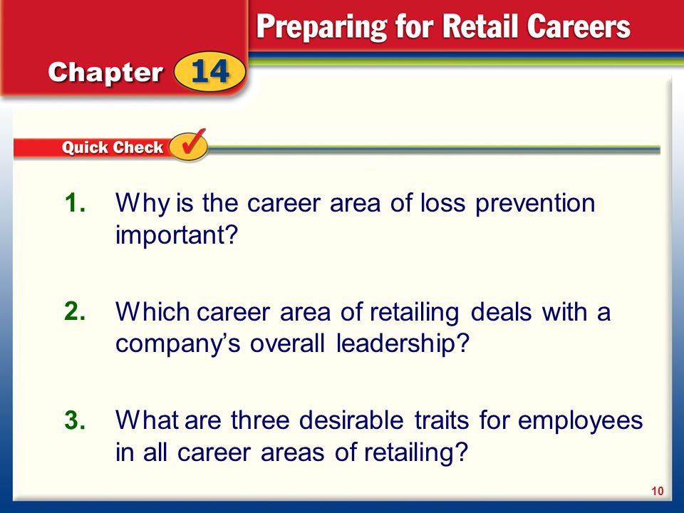 Exploring Retail Careers - ppt video online download