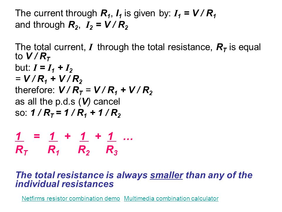 5 1 Electric potential difference, current and resistance