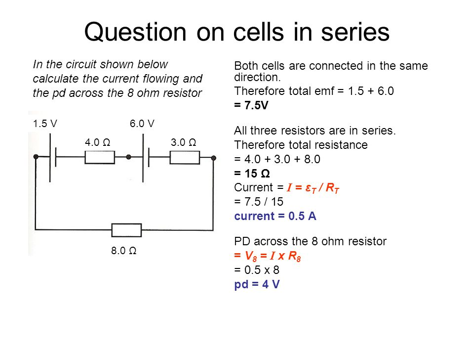 5 1 Electric Potential Difference Current And Resistance Ppt Download