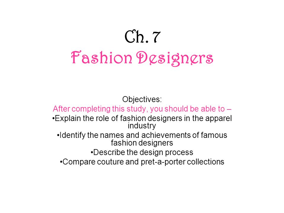 Fashion Then Now Video Questions Ppt Download