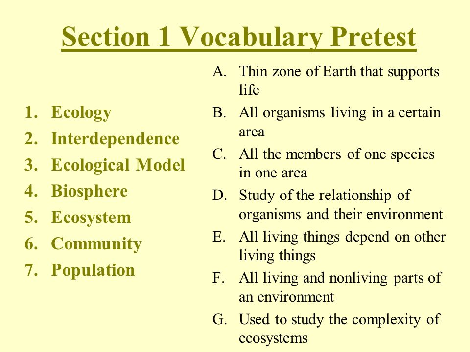 Chapter 18 Introduction To Ecology Ppt Video Online Download