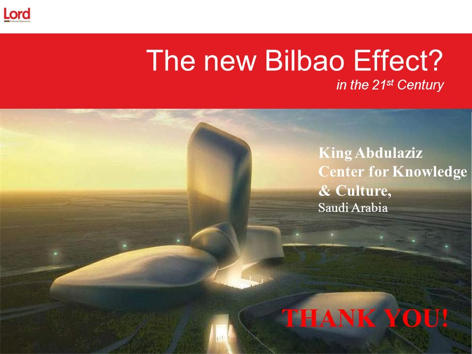 The new Bilbao Effect THANK YOU!