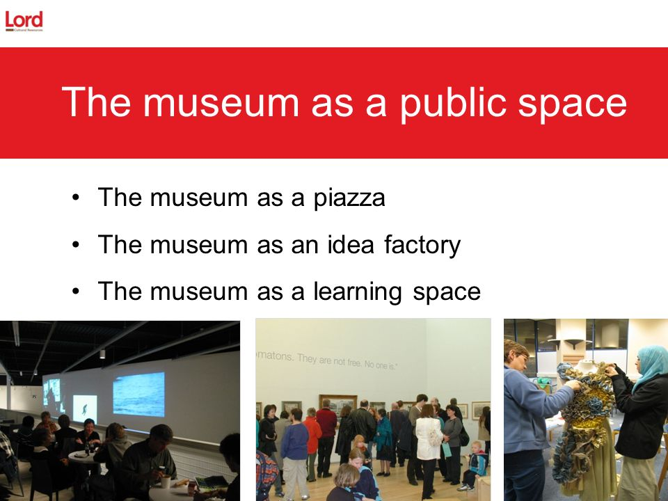 The museum as a public space