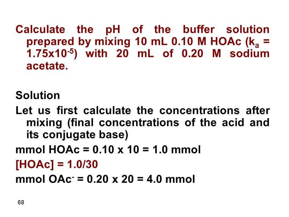 Solved: calculate the ph of a 0. 1 m hcl solution. Calculat.
