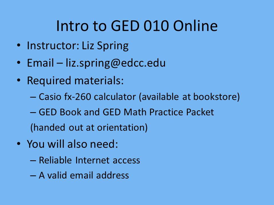 G. E. D calculator 1. 0 free download.