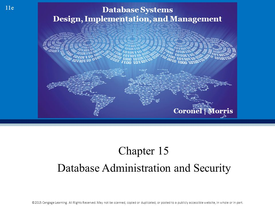 251143950 database systems design implementation and management Database principles: fundamentals of design, implementations and management (with coursemate and ebook access card) amazon the second edition of database principles maintains its engaging writing style and brevity its unique balance between theory and practice and its wealth of examples throughout the text inspiring student-friendly learning at its best.