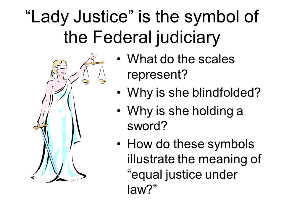 The Federal Court System Ppt Video Online Download