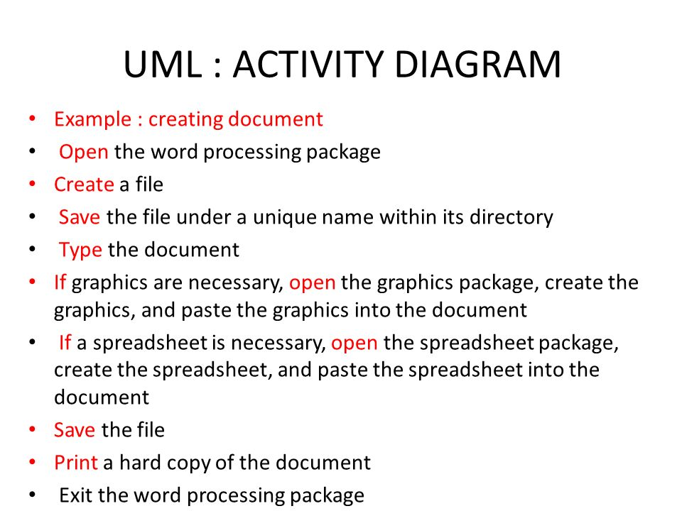 Activity diagram ppt video online download 6 uml activity ccuart Image collections