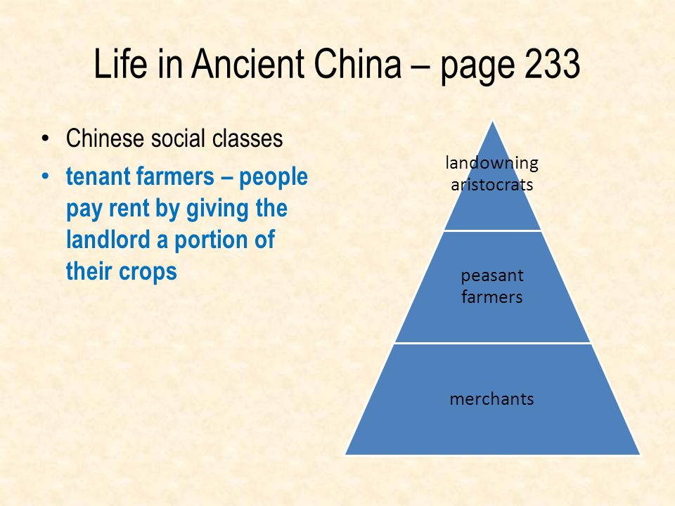 Life in Ancient China – page 233