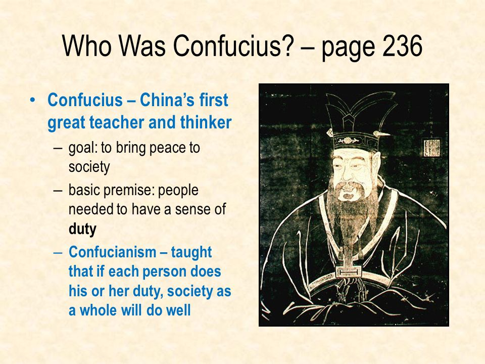 Who Was Confucius – page 236
