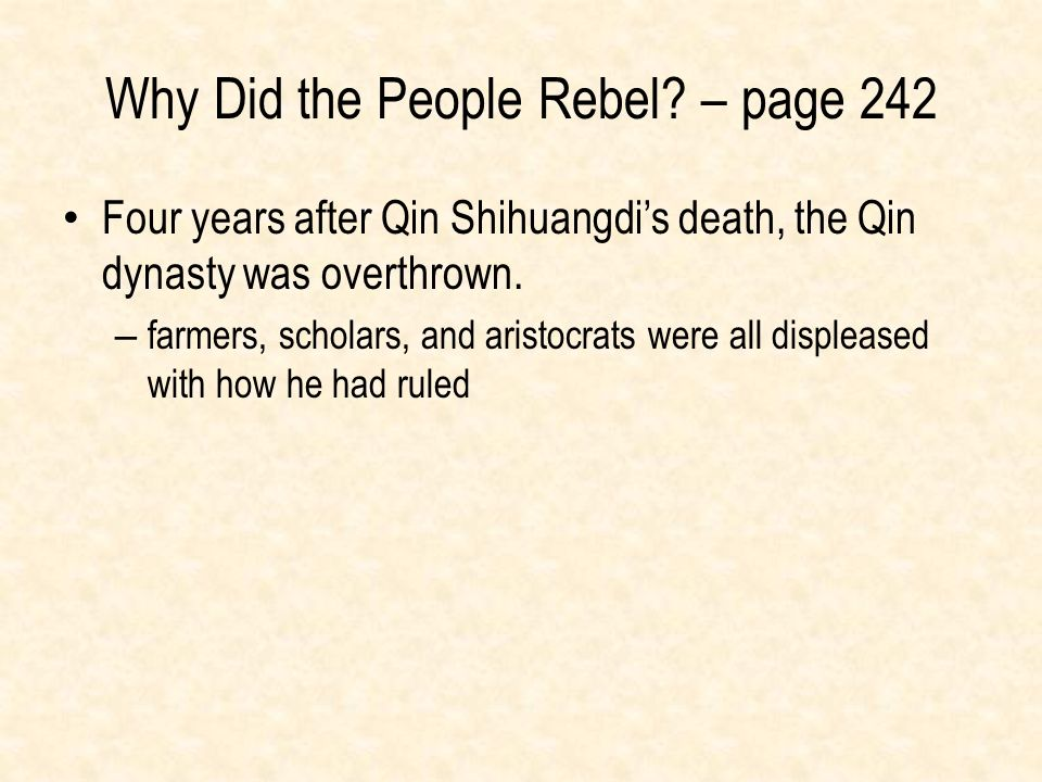 Why Did the People Rebel – page 242