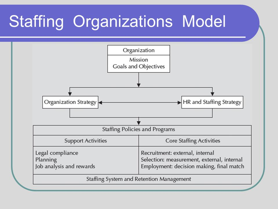 Part 1 The Nature of Staffing - ppt video online download