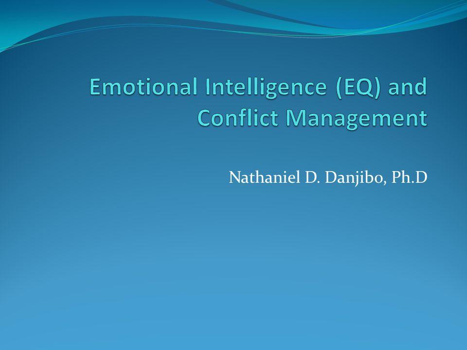 develop and use emotional intelligence pdf