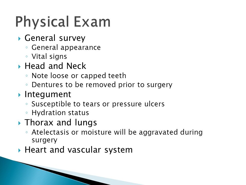 surveys head chapter 50 care of the surgical clients ppt video 8755