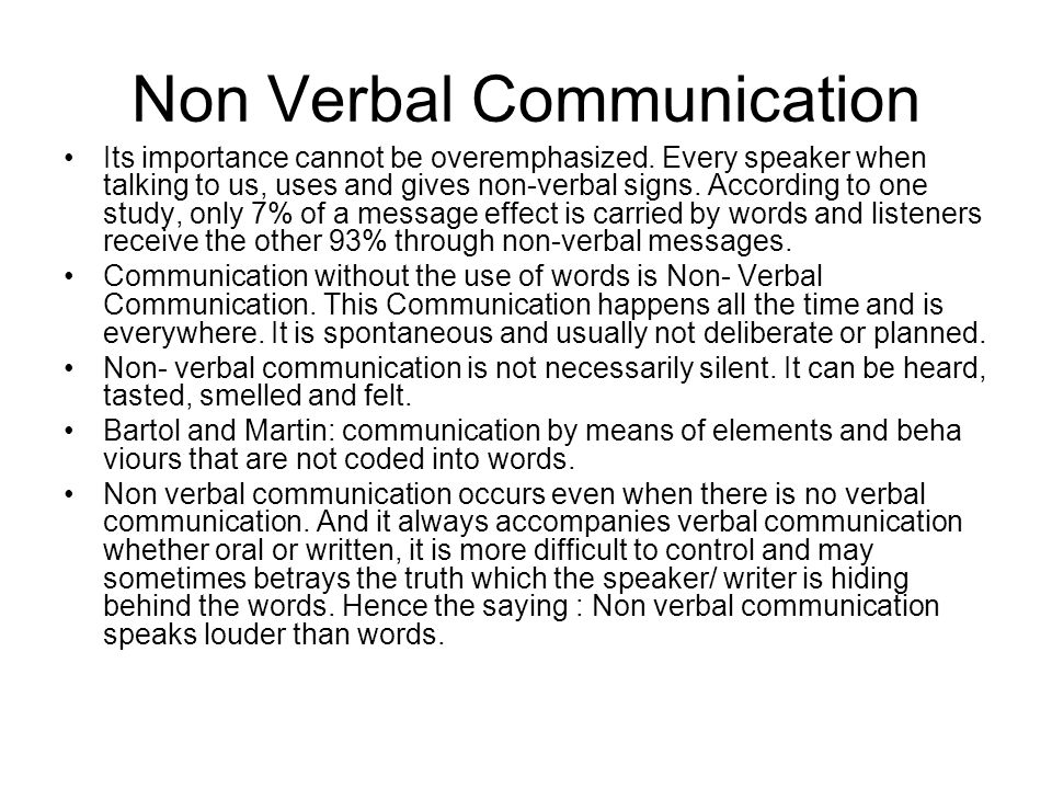 an analysis of the methods of nonverbal communication The collection, analysis, and interpretation of nonverbal communication data clearly can enhance the analysis and interpretation of turn-taking and repair, adjacency pairs, preliminaries, formulations, and accounts, as well as other behaviors of speakers.