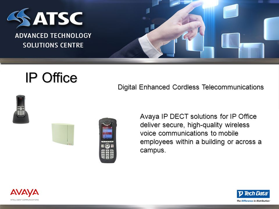 Digital Enhanced Cordless Telecommunications