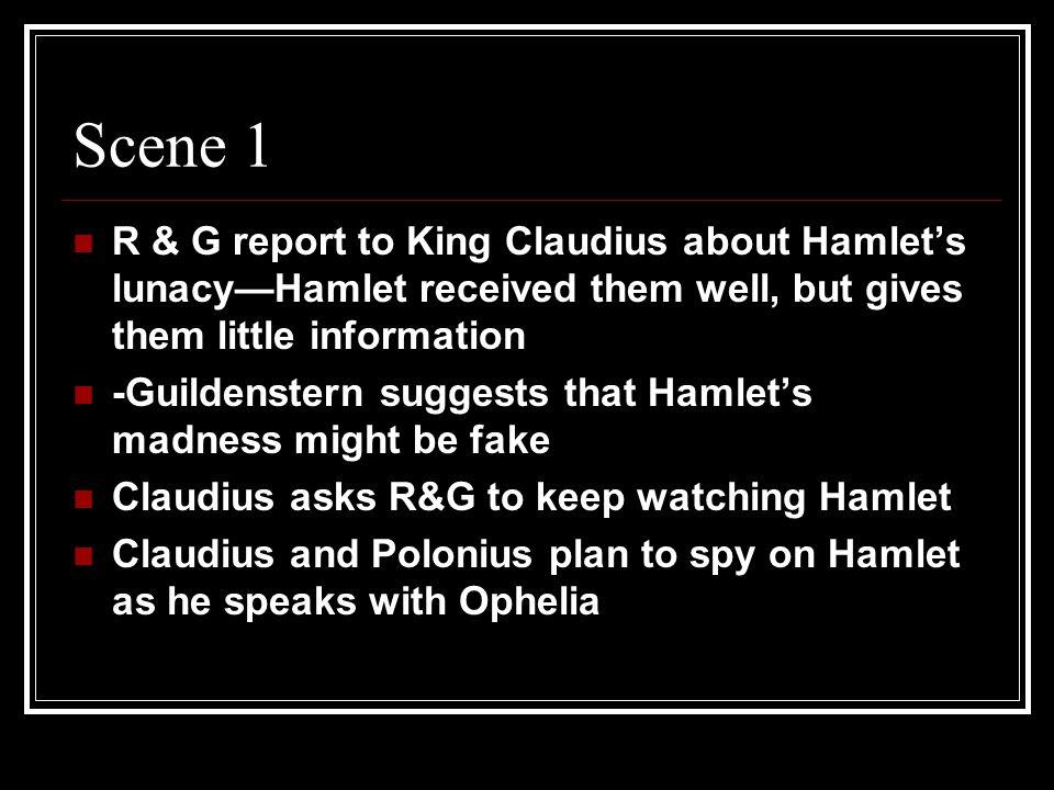 hamlet summary act 3