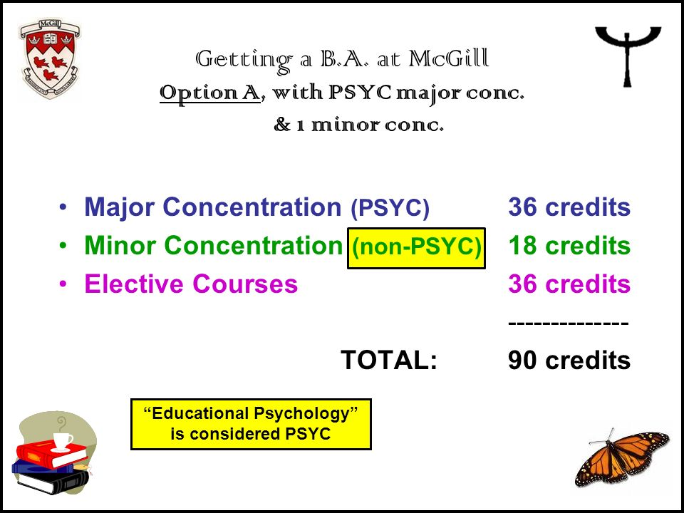 Educational Psychology is considered PSYC