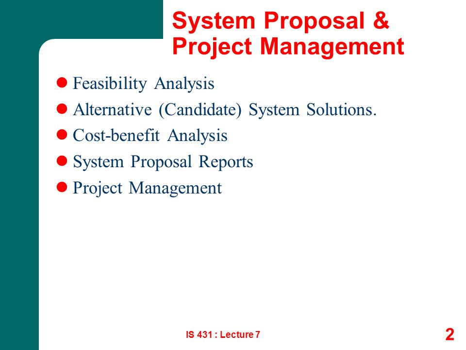 Systems Analysis Design Ppt Download