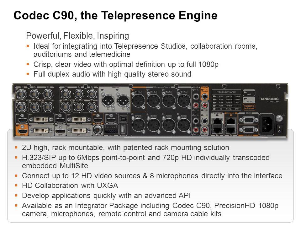 tandberg 6000 mxp codec user manual