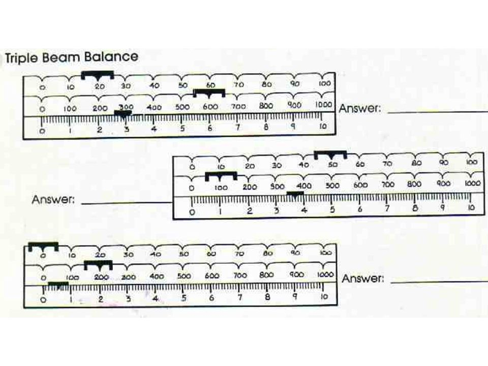 Triple Beam Balance Practice Newatvs Info