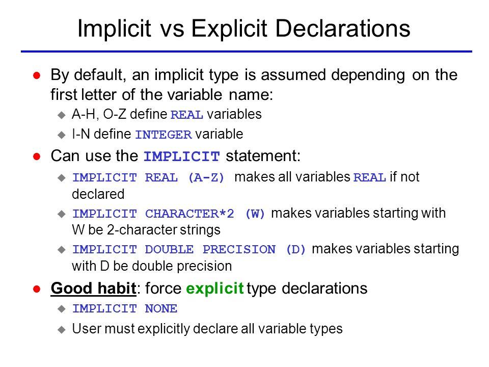 Fortran 90 double precision declaration
