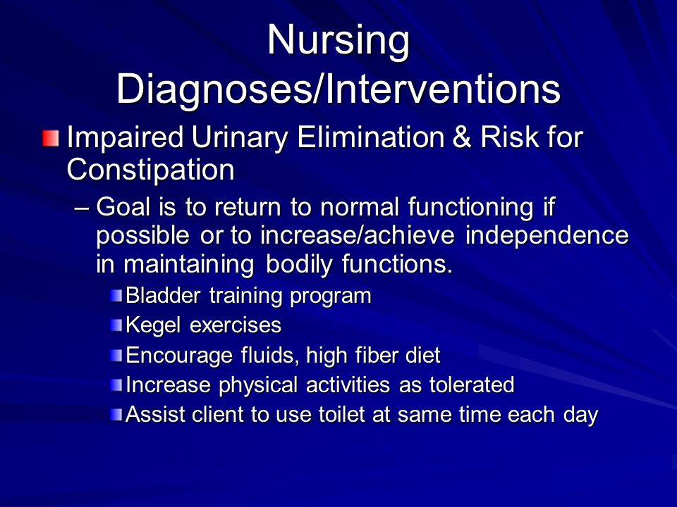 alprazolam nursing interventions