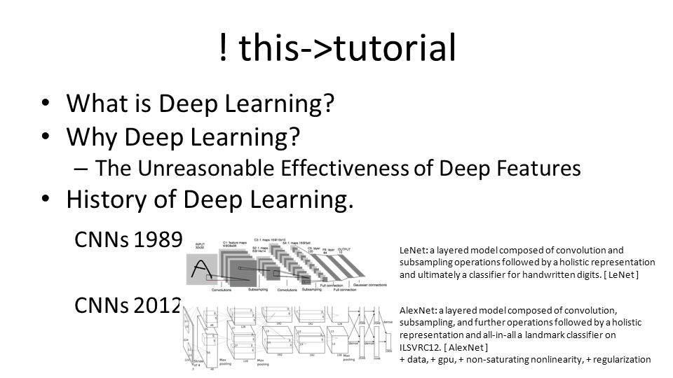 Brewing Deep Networks With Caffe - ppt video online download