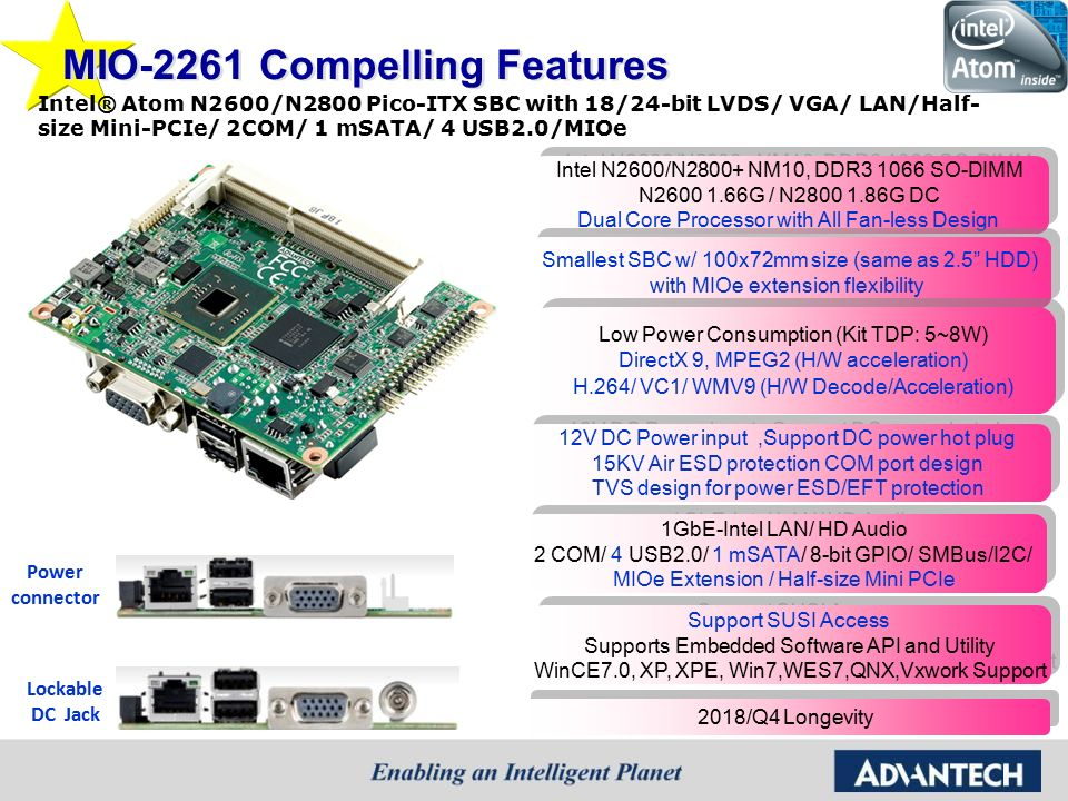 ADVANTECH MIO-2261 REALTEK HD AUDIO DESCARGAR CONTROLADOR