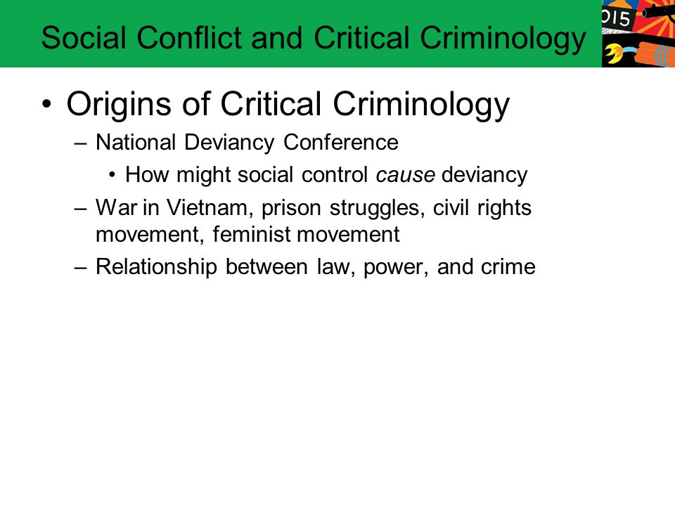 Sociological criticism of correctional criminology