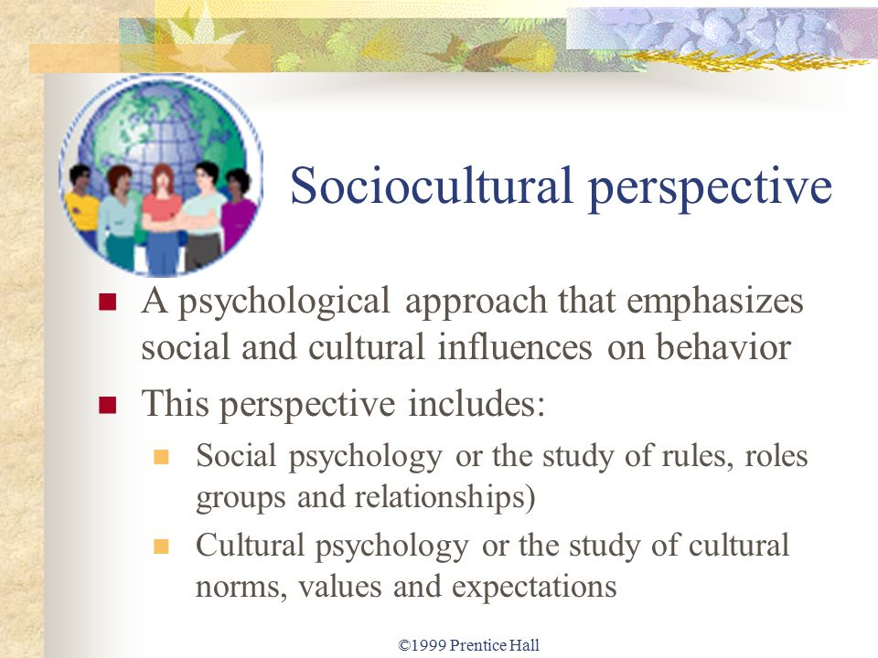 Study of human perception