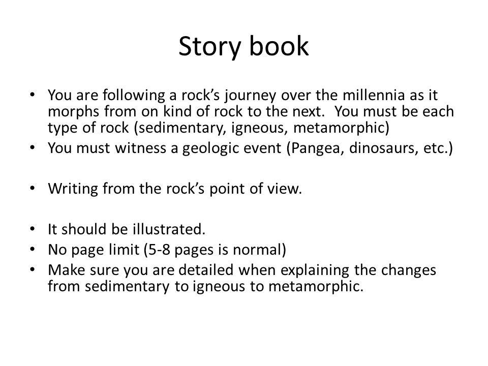 journey creative writing