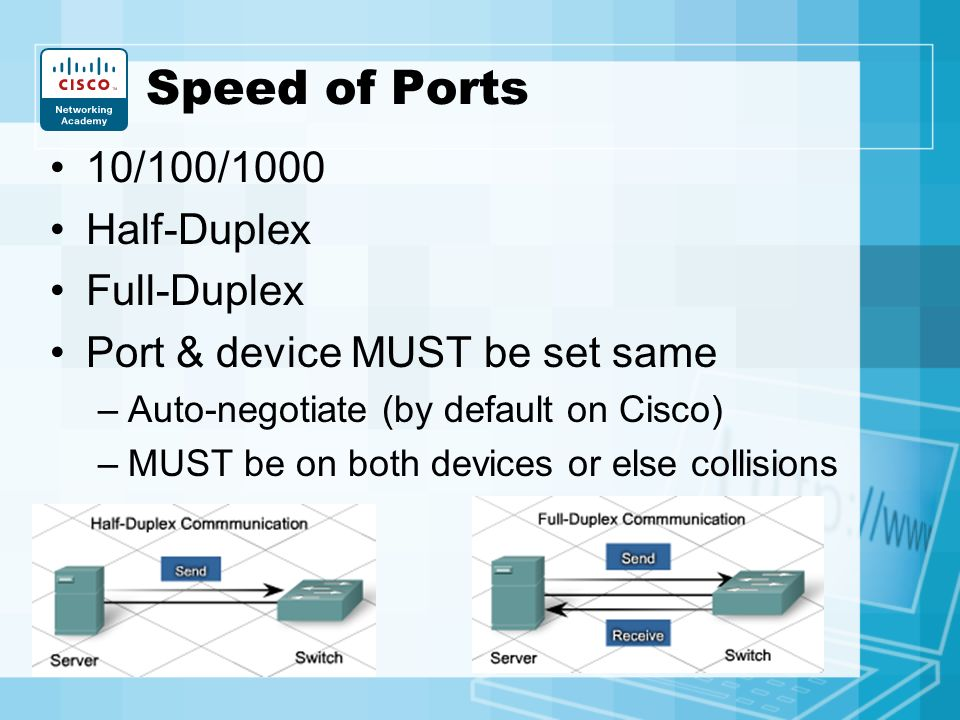 5: Configuring Network Devices - ppt download