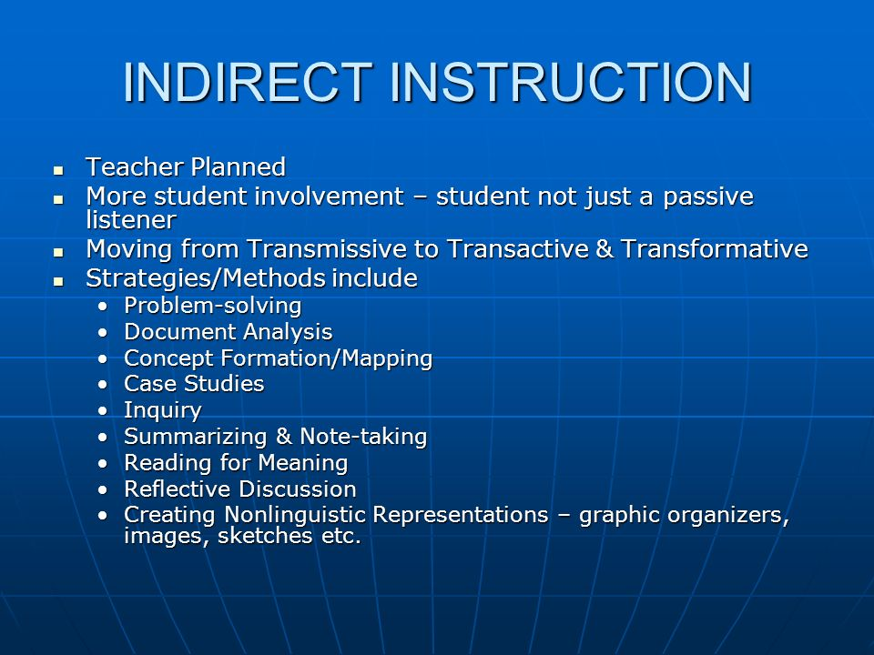 Teaching Approaches Ppt Download